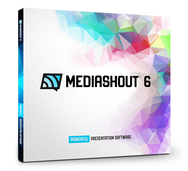 MediaShout 6 church presentation software